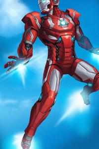 Artwork Iron Man 2020 4k