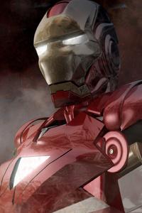 Artwork Iron Man