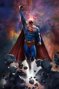 800x1280 Artwork New Superman