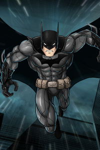 Artwork Of Batman
