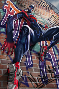 Artwork Of Spider Verse