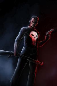 1125x2436 Artwork Punisher