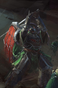750x1334 Artwork Warhammer 40k
