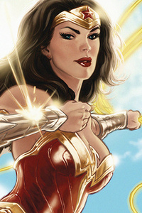 Artwork Wonder Woman