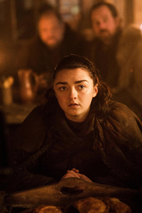 Arya Stark Game Of Thrones Seaon 7