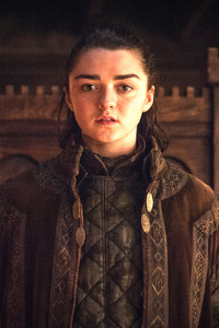 Arya Stark Game Of Thrones Season 7