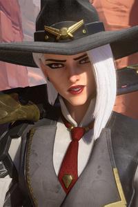 Ashe Overwatch 2018 4k