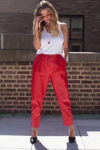 Ashley Benson Lexie Moreland Photoshoot For WWD