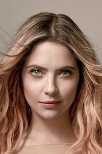 Ashley Benson Vanity Fair Italia 4k