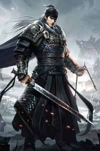 1080x2280 Asian Assassin Warrior 5k