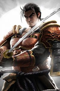 Asian Assassin Warrior