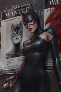 Asian Catwoman