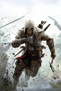 800x1280 Assassins Creed 3 10k