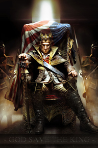 320x480 Assassins Creed 3 5k
