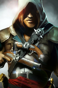 Assassins Creed 4 Black Flag Art