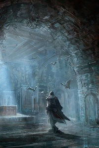 320x568 Assassins Creed Brotherhood Concept Art