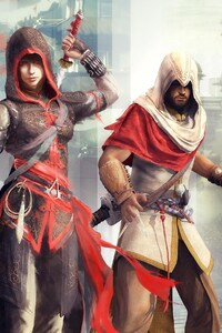 1440x2560 Assassins Creed Chronicles