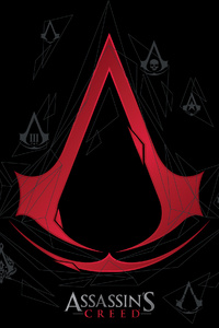 2160x3840 Assassins Creed Game Art 4k