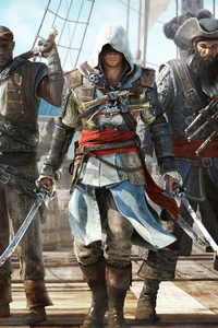 Assassins Creed IV Black Flag 5k
