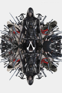 480x854 Assassins Creed Movie 2016 4k