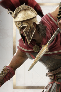 Assassins Creed Odyssey Alexios Action 5k
