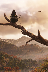 2160x3840 Assassins Creed Odyssey Into The Wild 5k