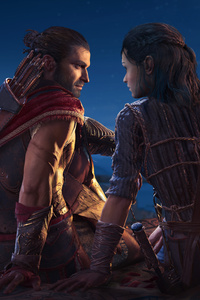 Assassins Creed Odyssey Love Story With Kyra 4k