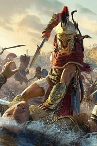 Assassins Creed Odyssey War 4k