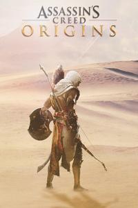 Assassins Creed Origins Artwork 4k