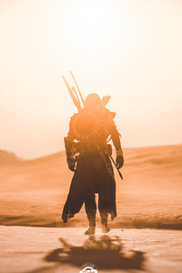 1125x2436 Assassins Creed Origins Game 4k