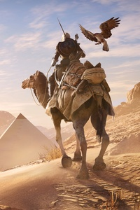 Assassins Creed Origins Pyramids E3 Concept Art