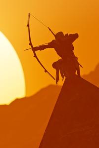 Assassins Creed Origins Sunrise 4k