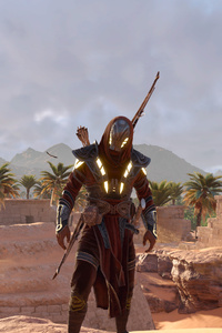 Assassins Creed Origins Video Game 4k