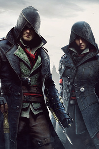 640x1136 Assassins Creed Syndicate 10k
