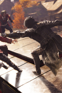 640x1136 Assassins Creed Syndicate 5k