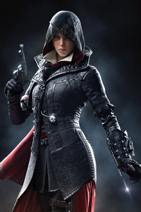 Assassins Creed Syndicate Evie