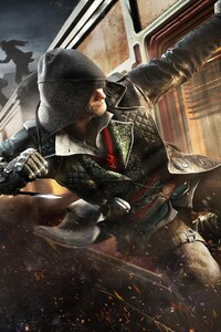320x568 Assassins Creed Syndicate Game