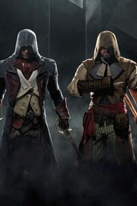 Assassins Creed Unity Game Desktop