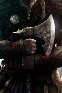 640x960 Assassins Creed Valhalla 2020 10k