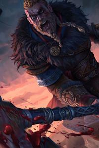 1080x1920 Assassins Creed Valhalla Eivor