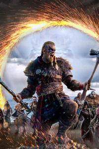 Assassins Creed Valhalla Game 4k 2020