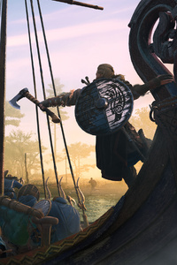 1080x1920 Assassins Creed Valhalla Game 4k New