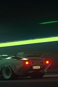 Assetto Corsa Game Lamborghini Countach 5k