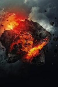 1080x1920 Asteroid Art