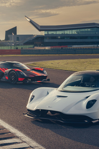 Aston Martin 8k 2019