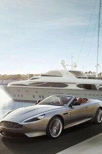 750x1334 Aston Martin Convertible