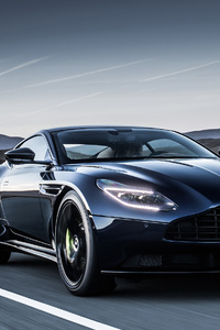 Aston Martin DB11 AMR 2018 Front