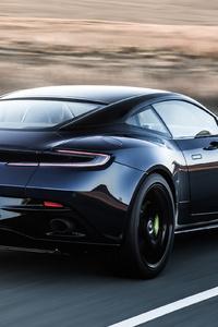 Aston Martin DB11 AMR 2018 Rear View