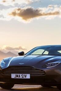 Aston Martin DB11 Side View