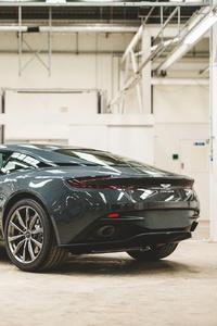 Aston Martin DB11 V8 Classic Driver Edition 2018 Rear
